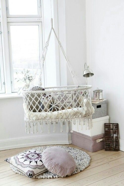 How peaceful is this!? I love it! Want my baby to come into a calm environment!