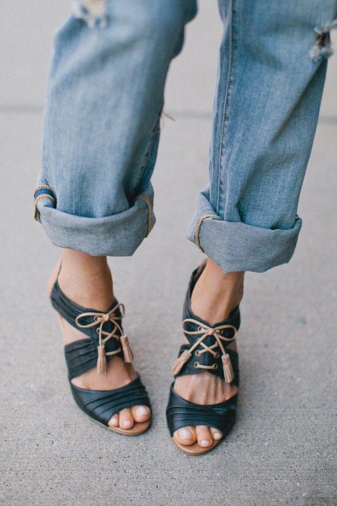 """""""Seychelles Solo"""" shoe"""