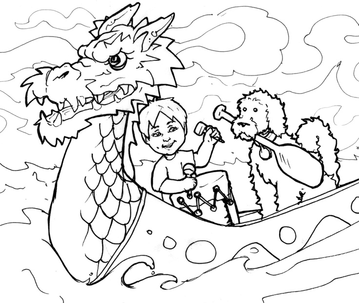 Rickety Rocket Coloring Pages
