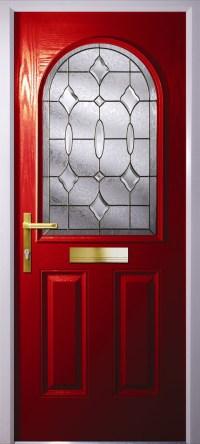 Red Front Door | Crazy About Red Doors......... | Pinterest