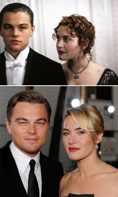 Kate Winslet Loves Leonardo Dicaprio