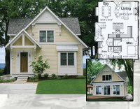 Tiny Small Victorian Style Cottage House Plans To Download ...