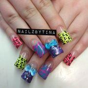 pin robin watson nails. nails.nails