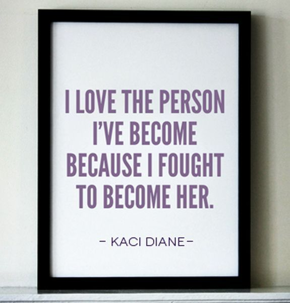 Kaci Diane #Her, #Person