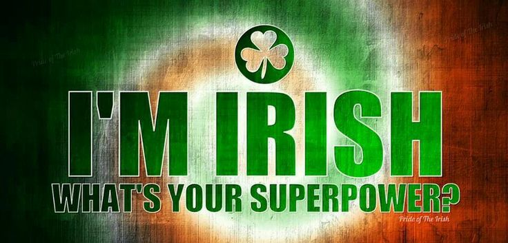 I Love You Irish