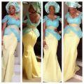 Just fashion with derabi aso ebi style