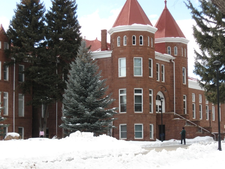 Old Main, Nau, Flagstaff, Az  Why I Proudly Call Az My Home
