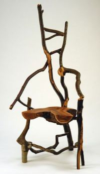tree chair   Beautiful Tree Beds and Furniture   Pinterest