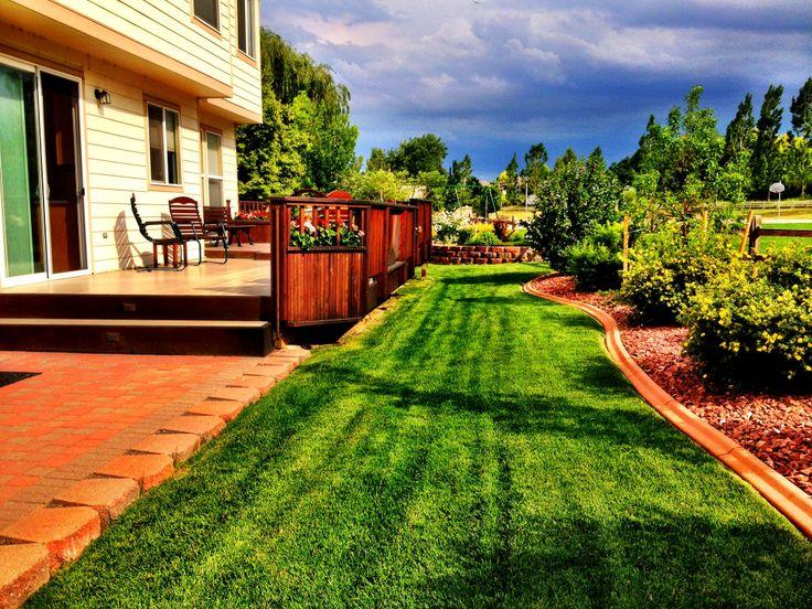 Backyard Patio Deck Ideas