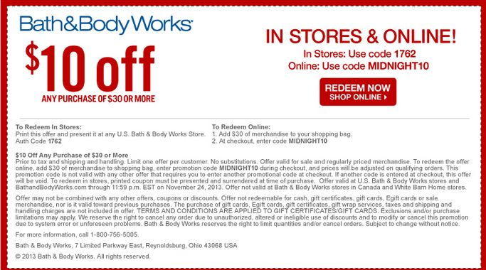 Th and beyond coupons