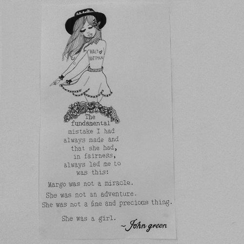 Paper Towns Margo Quotes. QuotesGram