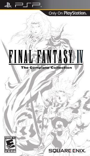 Final Fantasy IV The Complete Collection - Sony PSP - http://battlefield4ps4.com/final-fantasy-iv-the-complete-collection-sony-psp/