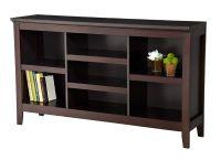 Threshold Carson Horizontal Bookcase with Adjustable ...