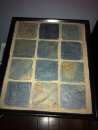 DIY tile top table | Furnish me. Or not to furnish me is ...
