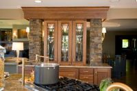 Pot Filler in the kitchen island | New Kitchen Ideas ...