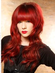 exquisitely creative hair color