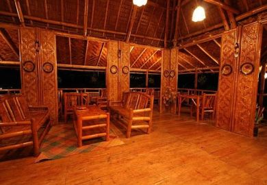 Simple House Interior