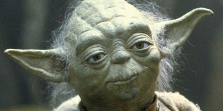 """Read or read.  There is no read not.""  Yoda is wise.  http://bit.ly/theTraveller   #GetReading #Yoda"