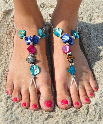 Barefoot sandals?! @Cymbre Bryant Bryant do you remember wearing these at the country club?