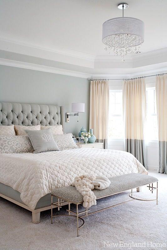 Master bedroomlike the drum chandelier  Bedroom  Pinterest