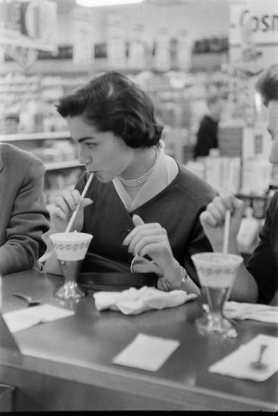 Woolworth                                                              & Kreske's                                                            soda fountains                                                            ... our                                                            favorite treat                                                              of the month