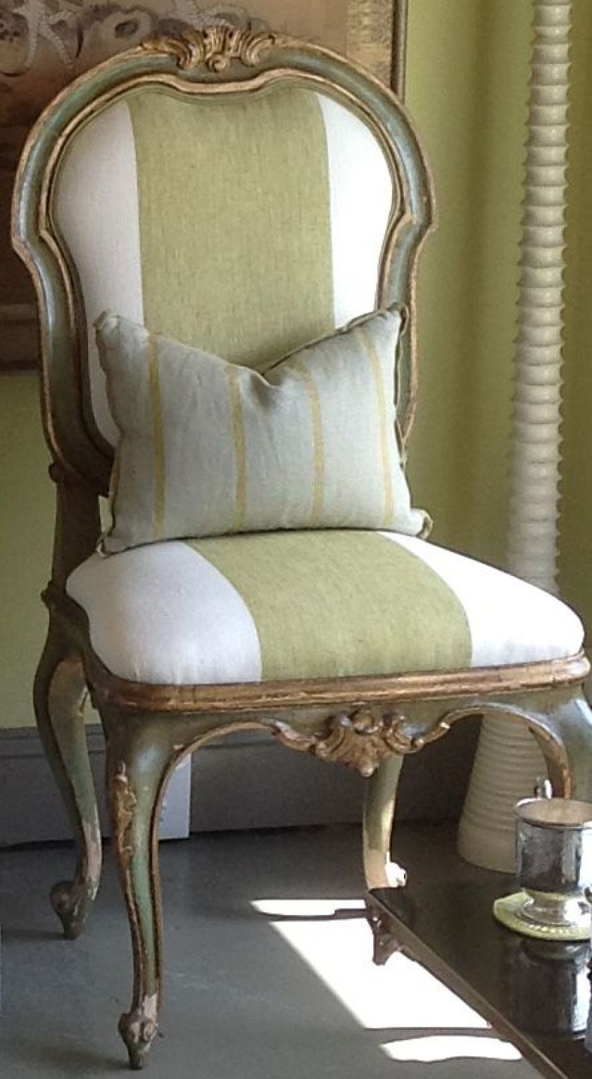 Ten Ways To Make A Granny Chair Look Hip Cindy