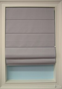 flat roman shades for narrow window | For the Home | Pinterest