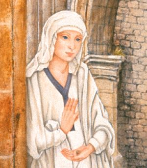 pictures of julian of niorwich | Julian of Norwich (The Fifth Showing)