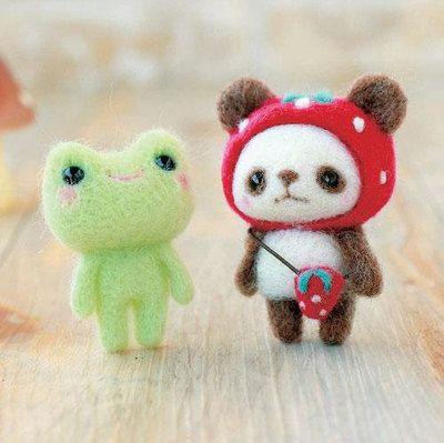 creation-kawaii-diy-loisirs-creatifs-panda-needle-felting