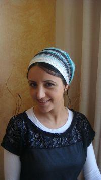 headcovers head scarves chemo scarf israel fancy turban ...