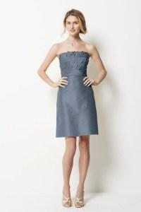 slate blue bridesmaid dress | Creative Colour - Slate Blue ...