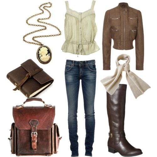 """One of the best """"everyday"""" steampunk sets I've seen."""