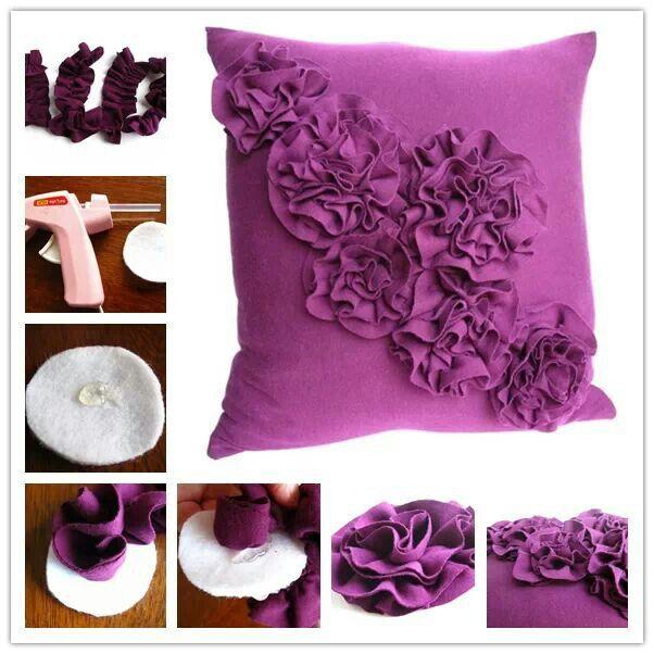 ALL NEW PILLOW IDEAS TO SEW PINTEREST  DIY Pillow