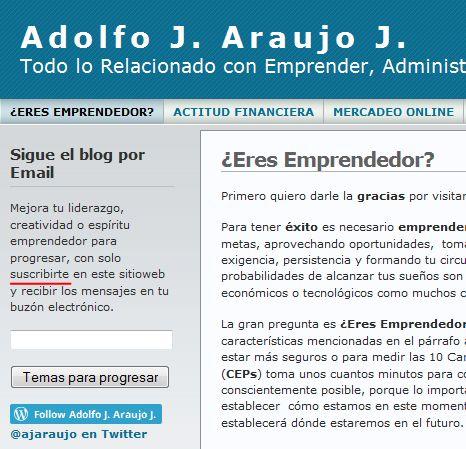 http://adolfoaraujo.com