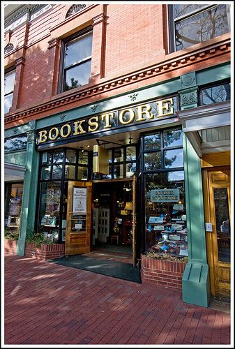 bookstores - at the rate of ebooks growing, and bookstores closing (e.g. Borders)... hopefully hard copy books and bookstores will not be in this category