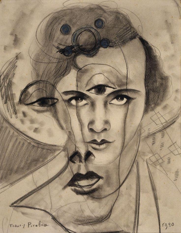 Francis Picabia: Olga, 1930.