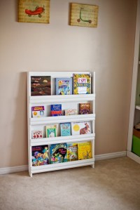 ana white book display shelf | Home: Playroom | Pinterest