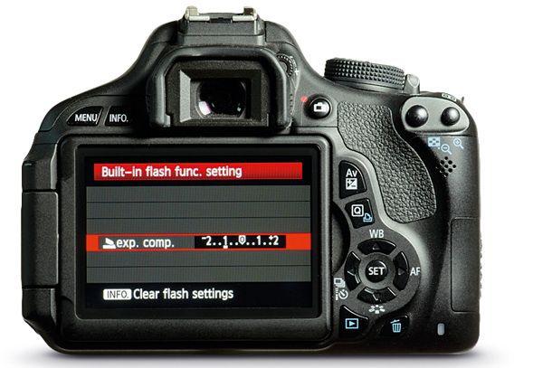 Как улучшить встроенную вспышку камеры
