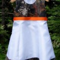 Girl dress camo wedding ideas i want for my wedding pi