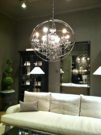 Restoration Hardware light fixture | | .:Decorating The ...