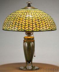 Old Tiffany Lamp Values   10-01.jpg   Tiffany Lamps ...