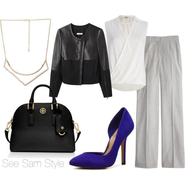 """Work Fall 3"" by serdarsa on Polyvore"