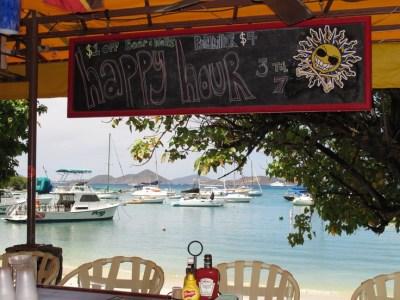 Beach Bar, St John, Virgin Islands. | Rum | Pinterest