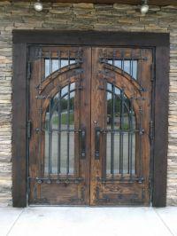 Custom Doors: Old World Custom Doors