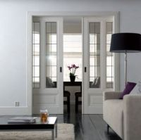 french pocket doors | house--->home | Pinterest