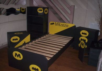 Images About Batman Bedroom On Pinterest Batman