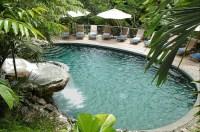 grotto pool | Backyard- Pool & Desert Landscape | Pinterest