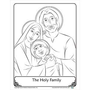 Spiritual Gifts Coloring Page Sketch Coloring Page