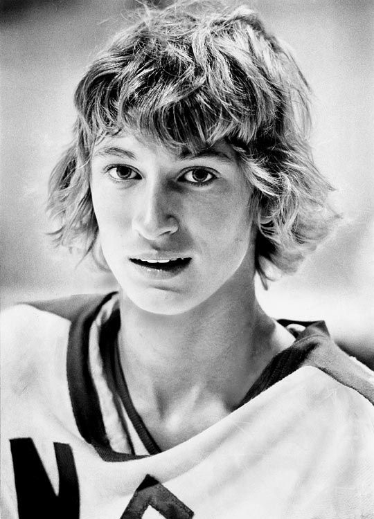 Wayne Gretzky at 17 (before he was The Great One)