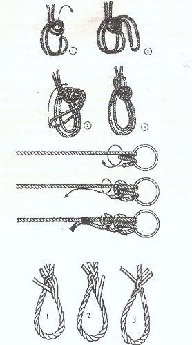 Basic Knots and Splices by Stephen Cornwell. $1.41